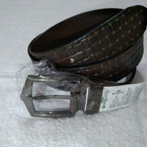Men's leather belt premium design