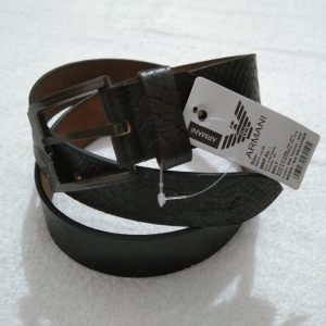 Armani belt for men's